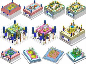 塑胶模具制品的结构设计经验笔谈
