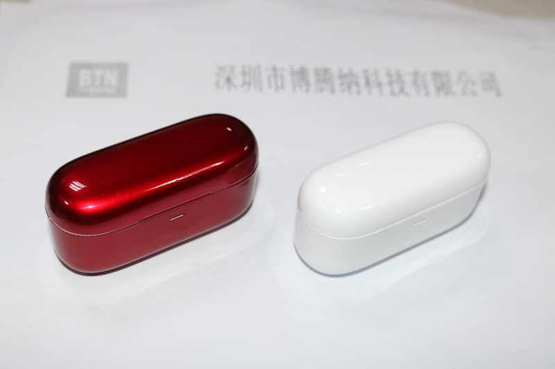 TWS蓝牙耳机模具_蓝牙耳机外壳_塑胶注塑加工