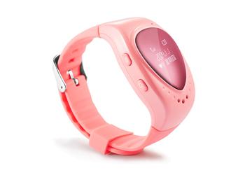 GPS定位手表注塑加工