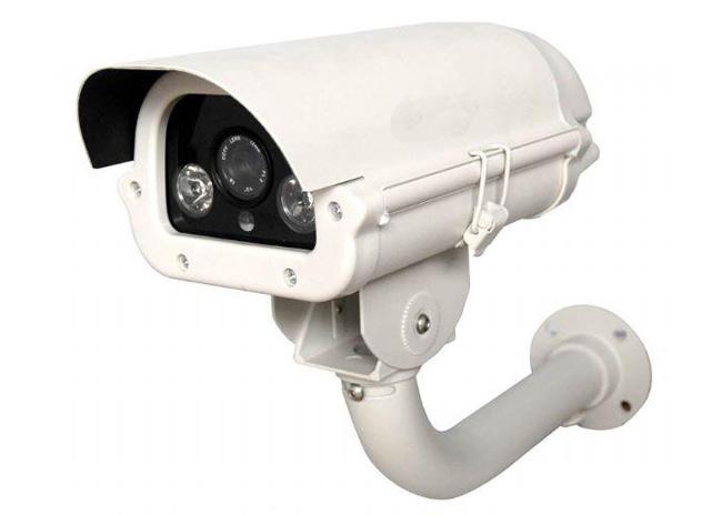 红外安防摄像头注塑加工